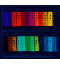 Akriliniai dažai Happy Color 12mlx24sp