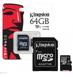 Atminties kortelė Kingston...